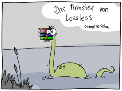 Das Monster von Loss Less