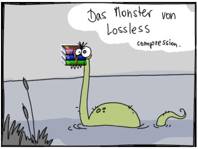 Das Monster von Loss Less