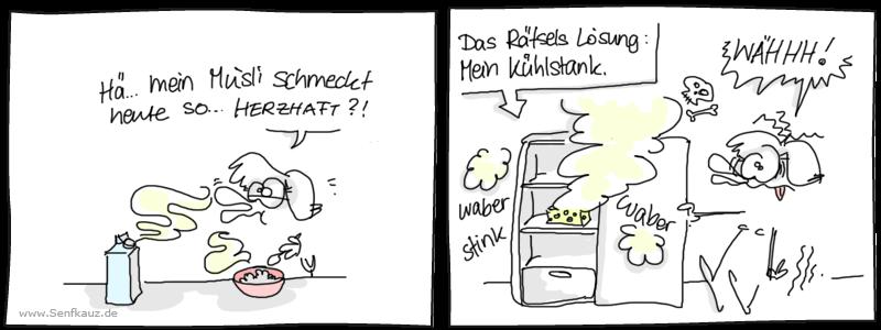 Kühlstank